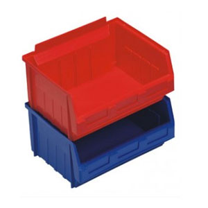 Plastic Parts Storage Tubs & Bins