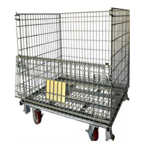 Stillages & Mesh Cages